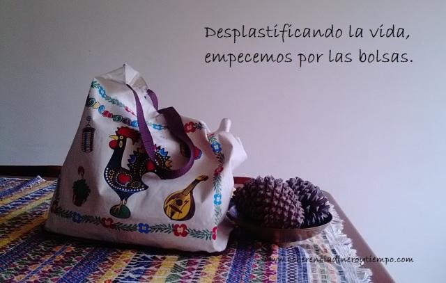 Desplastificando la vida, empecemos por las bolsas.