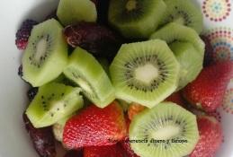 Frutas para un batido