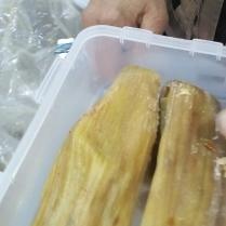 Envuelto de maíz que compré