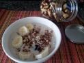 Uno de mis desayunos